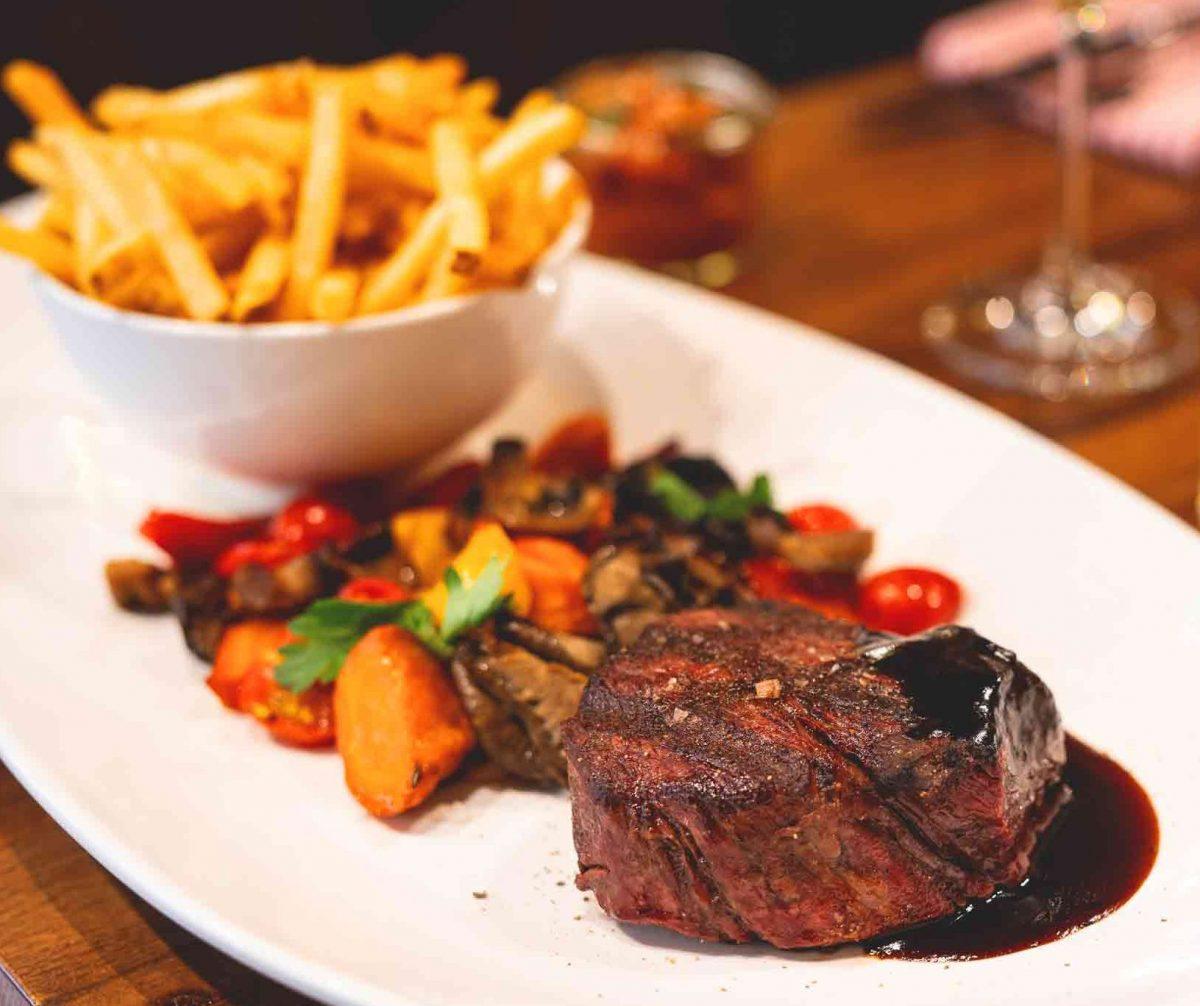 Steak und Fries